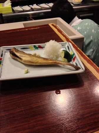札幌「魚菜」こまい