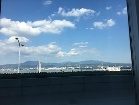 長崎空港ラウンジアザレア