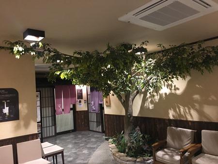 剣の湯ドーミーイン富山