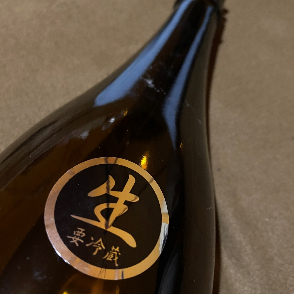 陸奥八仙 芳醇超辛純米 生原酒